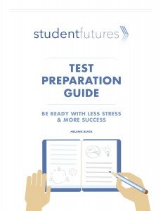 test prep guide title page