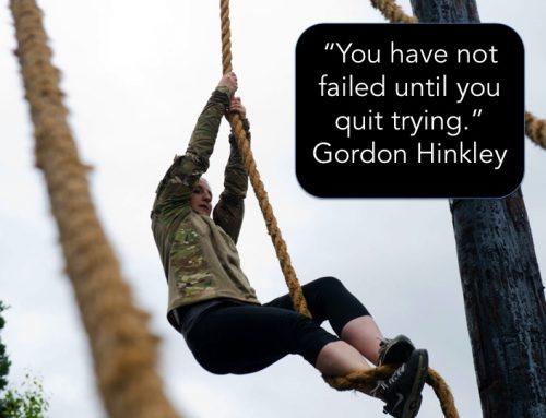 Words of Wisdom: Gordon Hinkley